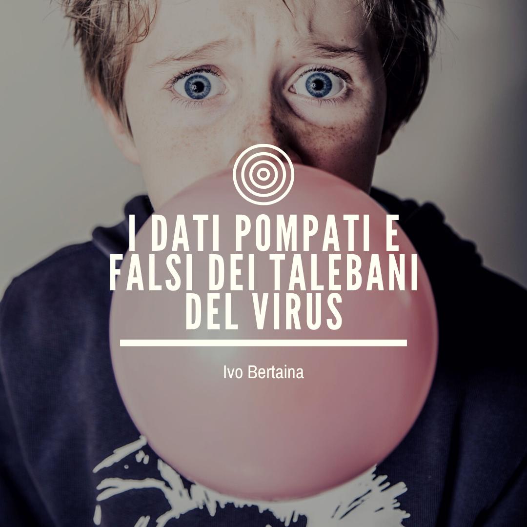 Proprietà Cenere Di Legna i dati pompati e falsi dei talebani del virus