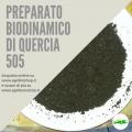 PREPARATO BIODINAMICO DI QUERCIA 505