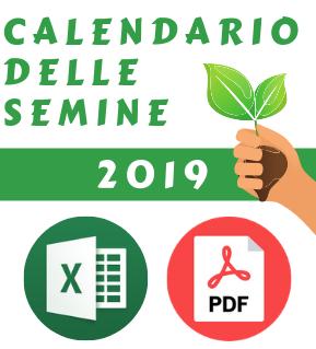 Calendario Trapianti Orto Pdf.Il Calendario Delle Semine Cos E E Come Usarlo Scarica