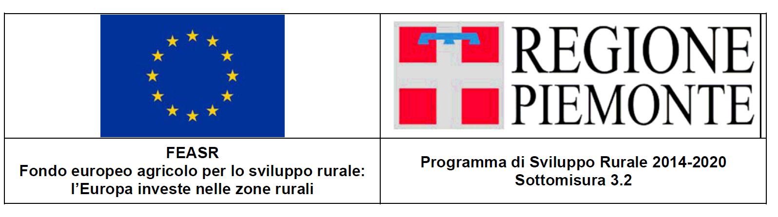 loghi regione e unione europea