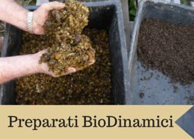 preparati biodinamici